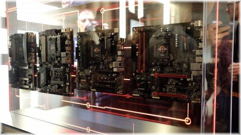AMD'den Ryzen ve Intel işlemci performans test!