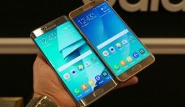 Samsung Galaxy S6 ve Note 5 modellerine...