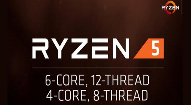 AMD Ryzen 5 işlemcinin fiyatı ve çıkış...